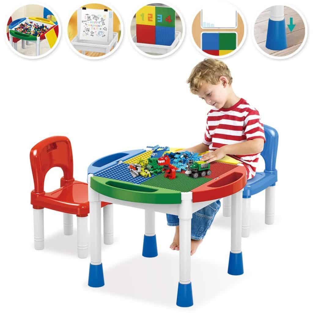 Tavolino Multiattività